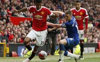 M.U - Everton 1-0: Van Gaal lại thắng nhờ sức trẻ