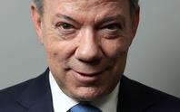 Nobel Hòa bình thuộc về tổng thống Colombia