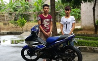 Bỏ nhà đi bụi, 2 thanh niên sống bằng nghề cướp giật