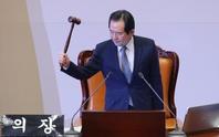 Tổng thống Hàn Quốc bị luận tội