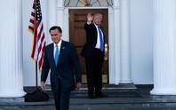 Ông Trump muốn chọn người chỉ trích mình làm ngoại trưởng Mỹ?