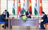 Việt Nam - Ấn Độ nâng cấp quan hệ