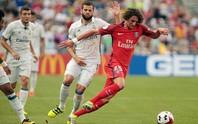 Thay cả đội hình, Real vẫn thất thủ trước PSG