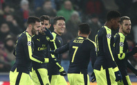 Vòng 1/8 Champions League: Barca gặp PSG, Arsenal đối đầu hùm xám