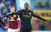 Yaya Toure bất ngờ được Guardiola ưu ái