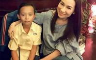 Phi Nhung phấn khích với con nuôi Hồ Văn Cường