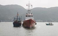 Bất an những con tàu cũ