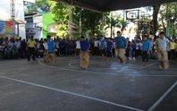 Gần 2.000 người tham gia hội thao