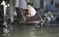 Triều cường đạt đỉnh, nhiều nơi ở Sài Gòn lại ngập sâu