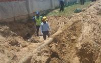 Đường ống ngoài hàng rào Formosa là đường ống cấp nước