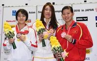 Ánh Viên giành thêm 2 HCĐ bơi châu Á