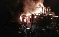 Cháy ký túc xá, 11 nữ sinh thiệt mạng