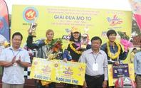 Đoan Trang khẳng định vị thế nữ hoàng mô tô