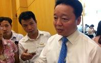 Sở TN-MT Hà Tĩnh đang xử lý rất tốt vụ chất thải Formosa