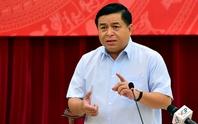 Tiếp tổ công tác của Thủ tướng, Bộ trưởng KH-ĐT than họp nhiều