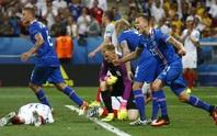 Loại tuyển Anh, Iceland tạo nên kỳ tích