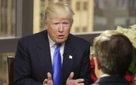 Ông Trump không để Trung Quốc yên