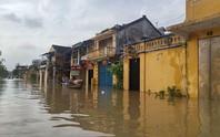 Miền Trung lại lo mưa lũ lớn