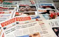 Vì sao Thời báo Hoàn cầu lớn tiếng đấu Singapore?