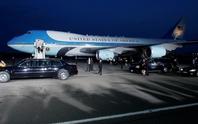Đóng cửa sân bay Nội Bài đón chuyên cơ của ông Obama
