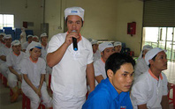 Hợp tác với Hàn Quốc phòng chống tai nạn lao động