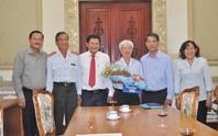 TP HCM bổ nhiệm nhiều nhân sự mới