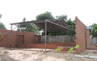 Cán bộ phường bị nhốt khi kiểm tra xây nhà trái phép