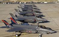 F-35 lại gặp trục trặc