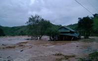 Vụ vỡ cống thủy điện Sông Bung 2: Xác định 2 công nhân mất tích