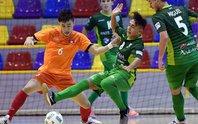 Tuyển futsal Việt Nam thắng kịch tính CLB Tây Ban Nha