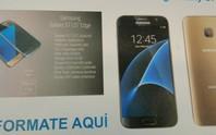 Galaxy S7 và S7 Edge lộ thông số trước giờ G