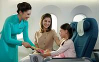 Vietnam Airlines dẫn đầu Châu Á về dịch vụ hạng Phổ thông