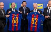 Nestlé Milo hợp tác cùng CLB FC Barcelona