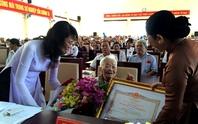 TPHCM trao tặng danh hiệu cho 48 Bà mẹ Việt Nam anh hùng