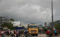 Xác minh thông tin tài xế xe tải cố tông chết người