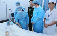 Nữ quân nhân vừa được ghép tạng muốn hiến xác cho y học