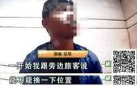 Khách Trung Quốc mở cửa thoát hiểm vì sợ say máy bay