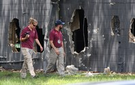 Vụ xả súng Orlando: Cảnh sát lao xe bọc thép phá tường hộp đêm