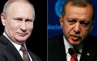 """Nga: Tổng thống Thổ Nhĩ Kỳ """"xin lỗi"""" vụ bắn máy bay"""