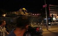 Loạt ảnh về cuộc đảo chính ở Thổ Nhĩ Kỳ