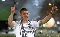 """Hợp đồng """"khủng"""" đưa Kroos vào lịch sử Real Madrid"""