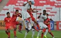 Thua đậm còn bị đuổi người, U19 Thái Lan chia tay giải châu Á