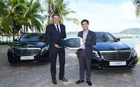 Mercedes-Benz S-Class đồng hành cùng Vinpearl Nha Trang