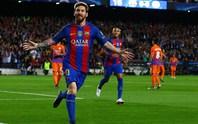Messi đại phá Man City, gieo sầu cho Guardiola