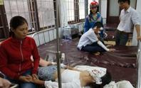 Nổ bình ga, 5 học sinh bị bỏng