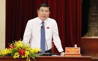Chủ tịch UBND TP HCM nhận nhiều tin nhắn về xe dù, bến cóc