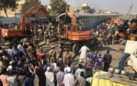 Tàu hỏa đâm nhau, hơn 80 người thương vong