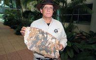 Vụ MH370: Lần đầu tìm thấy những mảnh vỡ cháy