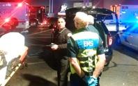 Trung tâm mua sắm hỗn loạn vì xả súng, 4 người chết