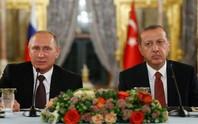 Nga nối đường ống dẫn dầu mơ ước qua biển Đen với Thổ Nhĩ Kỳ